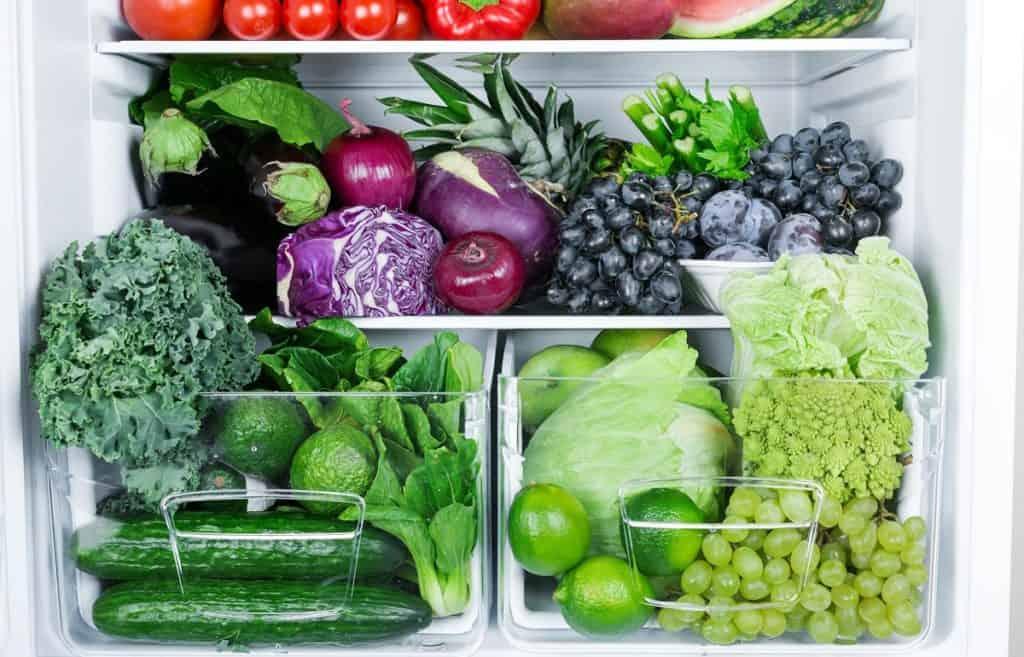 Como conservar legumes, verduras e frutas?