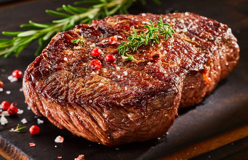 como temperar a carne