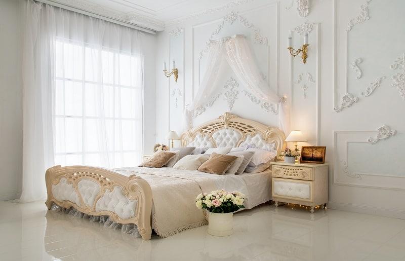 decoração para quarto clássico
