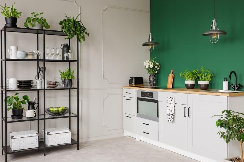 decoração tropical cozinha