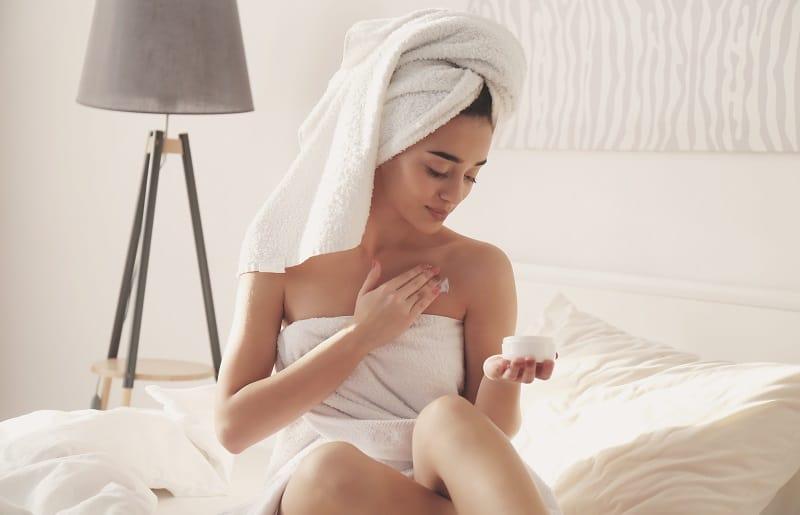 spa em casa com massagens