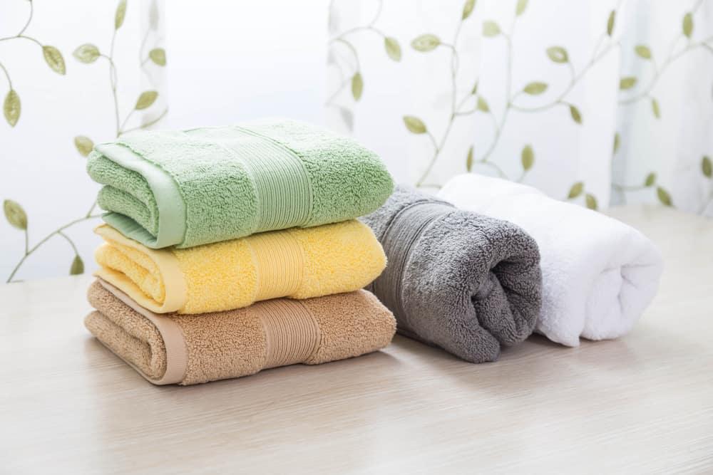 como escolher toalha de banho 3