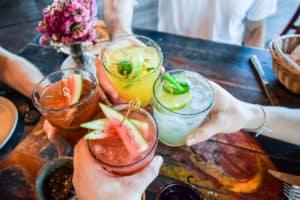 3 receitas de drinks sem álcool para fazer em casa